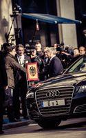 Audi A8 3,0 TDI quattro: Sonderschutzfahrzeug des Bundespräsidenten