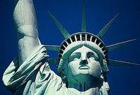 Freiheitsstatue: Nicht das Klima ist bedroht, sondern unsere Freiheit! Bild: EIKE
