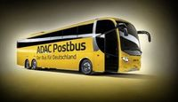 Der ADAC Postbus. Bild: ADAC