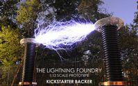 Bild: The Lightning Foundry by Greg Leyh