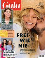 Cover GALA 14/21 (EVT: 31. März 2021) Bild: GALA, Gruner + Jahr Fotograf: Gruner+Jahr, Gala
