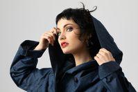 RAFFAUF Jacke aus Leinen mit Imprägnierung aus Getreideabfällen Bild: RAFFAUF Fotograf: David Kavaler