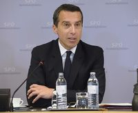 Christian Kern Bild: SPÖ Presse und Kommunikation, on Flickr CC BY-SA 2.0