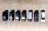 ADAC vergleicht sieben Fahrzeuge mit unterschiedlichen Sonnenschutzmaßnahmen Bild: ADAC Fotograf: ©ADAC/Test und Technik