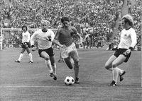 Fußball in 1974 (Symbolbild)
