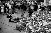 Olympia-Einkaufszentrum: Gedenken an die Opfer
