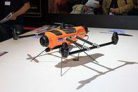 Drohne: Einsatzmöglichkeiten werden immer vielfältiger. Bild: wikimedia.org)
