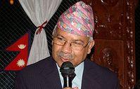 Madhav Kumar Nepal Bild: Utudanuki