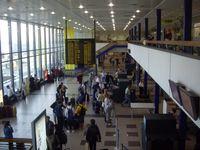 Innenansicht von Terminal A