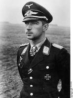 Oberst Werner Mölders: 101 offizielle Siege im 2. Weltkrieg