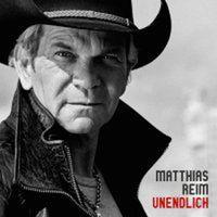 """Cover """"Unendlich"""" von Matthias Reim"""