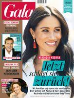 """GALA Cover 42/2019 (EVT: 10. Oktober 2019). Bild: """"obs/Gruner+Jahr, Gala"""""""
