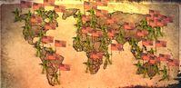 Über 1000 USA Militärbasen rund um den Globus mit jährlich dramatisch militärischer Aufrüstung. Wozu?