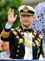 König Carl XVI (2016)