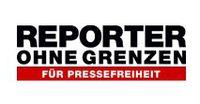 Logo von Reporter ohne Grenzen
