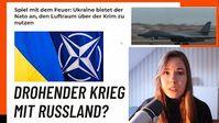 """Bild: SS Video: """"Stehen wir kurz vor einem Krieg mit Russland? Jüngste Ereignisse Februar 2021"""" (https://youtu.be/2Pyyq_091pg) / Eigenes Werk"""