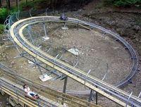 Fort Fun: Rodelbahn Trapper Slider