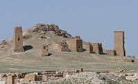 Palmyra: Tal der Gräber