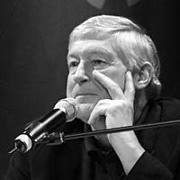 Klaus Bednarz auf der lit.Cologne 2007