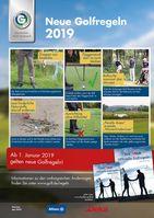 """Neue Golfregeln 2019. Bild: """"obs/Deutscher Golf Verband (DGV)/DGV"""""""
