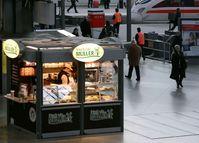 Stand von Müllerbrot im Hauptbahnhof München. Bild:  Usien / wikipedia.org