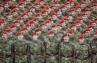 Noch mehr Soldaten für den Frieden...?
