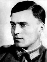 Claus Schenk Graf von Stauffenberg (1944)