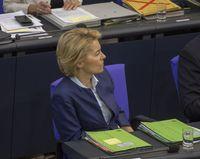 Ursula von der Leyen  (2019)
