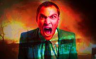 Wütend, Sauer (Symbolbild)