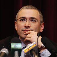 Michail Chodorkowski, 2001