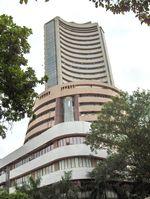 Börse von Bombay