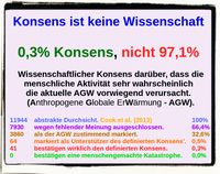 Konsens in der CO2 Frage? Fehlanzeige! (Symbolbild)