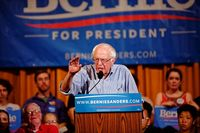 Bernie Sanders Bild: wikipedia.org by Michael Vadon, CC BY-SA 2.0
