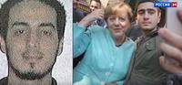 """Bild: Screenshot der Webseite """"Меркель сделала селфи с террористом Наджимом Лашрауи"""""""