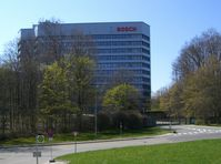 Firmensitz der Robert Bosch GmbH in Gerlingen