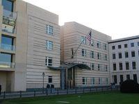 US-Botschaft in Berlin. Bild: ExtremNews