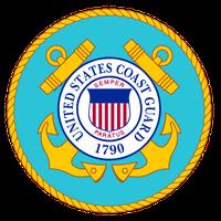 """Die United States Coast Guard (USCG, zu dt.: """"Küstenwache der Vereinigten Staaten"""") ist als Behörde ein Exekutivorgan der Bundesregierung der Vereinigten Staaten und einer der sieben Uniformed Services of the United States."""