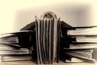 (Symbolbild) (Bürokratie)