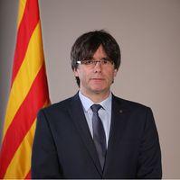 Carles Puigdemont Casamajó, Präsident des freien Staates Katalonien