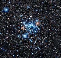 Der Sternhaufen NGC 3766