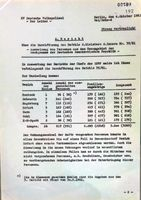 Aktion Ungeziefer bezeichnet eine große, generalstabsmäßig angelegte Operation der DDR, die im Juni 1952 mit dem Ziel durchgeführt wurde, in politischer Hinsicht als unzuverlässig eingeschätzte Personen aus dem Sperrgebiet entlang der innerdeutschen Grenze zu entfernen.