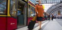 Berliner S-Bahn. Bild: Bartlomiej Banaszak, über dts Nachrichtenagentur