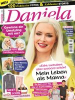 "Cover Magazin ""Daniela Katzenberger"". Bild: ""obs/Bauer Media Group, Daniela Katzenberger"""