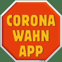 Corona-Wahn-App (Symbolbild)