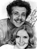 Jerry Stiller and Anne Meara (1965), Archivbild