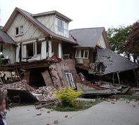 Aufnahme vom Christchurch-Erdbeben vom Februar 2011. Bild: Schwede66 / wikipedia.org