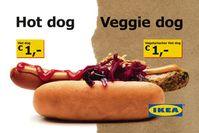 IKEA Veggie Dog