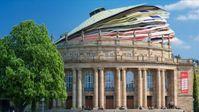 "Die Stuttgarter Staatsoper soll für zirka 1 Milliarde Euro ""renoviert"" werden,"