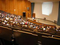 Vorlesung in einer Universität (Symbolbild)