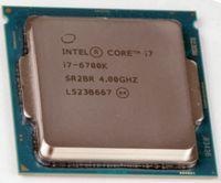 Intel Core i7-6700K Prozessor